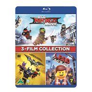 LEGO - The Movies (BLU-RAY)