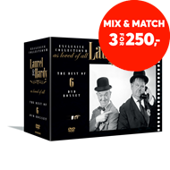 Produktbilde for Laurel & Hardy Exclusive Collection Vol. 2 (DVD)