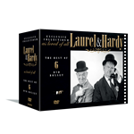 Laurel & Hardy Exclusive Collection Vol. 2 (DVD)