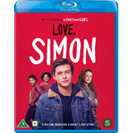 Love, Simon (BLU-RAY)