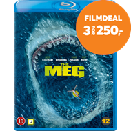 Produktbilde for The Meg - Megalodon (BLU-RAY)