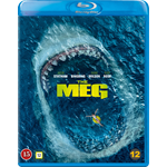 The Meg - Megalodon (BLU-RAY)