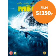 Produktbilde for The Meg - Megalodon (DVD)