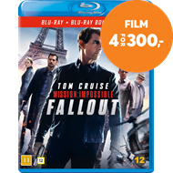 Produktbilde for Mission: Impossible 6 - Fallout (BLU-RAY)