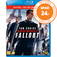 Mission: Impossible 6 - Fallout (BLU-RAY)