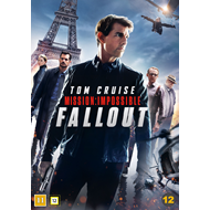 Mission: Impossible 6 - Fallout (DVD)