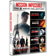Mission: Impossible 1-6 (DVD)