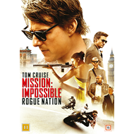 Produktbilde for Mission: Impossible - Rogue Nation (DVD)