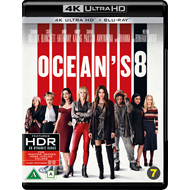Ocean's 8 (4K Ultra HD + Blu-ray)