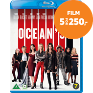 Produktbilde for Ocean's 8 (BLU-RAY)