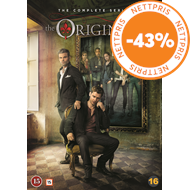 Produktbilde for The Originals - Den Komplette Serien (DVD)