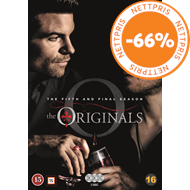 Produktbilde for The Originals - Sesong 5 (DVD)
