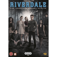 Produktbilde for Riverdale - Sesong 2 (DVD)