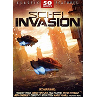 Sci-Fi Invasion - 50 Movie Pack (DVD)