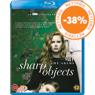 Produktbilde for Sharp Objects - Sesong 1 (BLU-RAY)