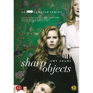 Sharp Objects - Sesong 1 (DVD)
