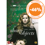 Produktbilde for Sharp Objects - Sesong 1 (DVD)