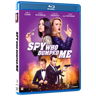 The Spy Who Dumped Me (BLU-RAY)