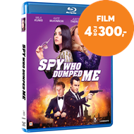 Produktbilde for The Spy Who Dumped Me (DK-import) (BLU-RAY)