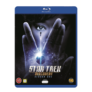 Star Trek: Discovery - Sesong 1 (BLU-RAY)