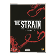 Produktbilde for The Strain - The Complete Series (DVD)