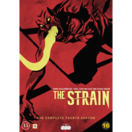 The Strain - Sesong 4 (DVD)