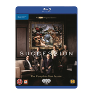 Succession - Sesong 1 (BLU-RAY)