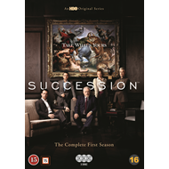 Succession - Sesong 1 (DVD)