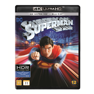 Superman: The Movie (4K Ultra HD + Blu-ray)