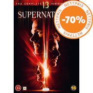 Produktbilde for Supernatural - Sesong 13 (DVD)