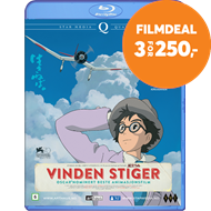 Produktbilde for Vinden Stiger (BLU-RAY)