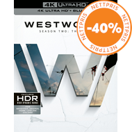 Produktbilde for Westworld - Sesong 2 (4K Ultra HD + Blu-ray)