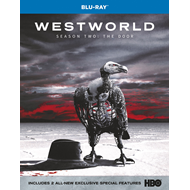 Westworld - Sesong 2 (BLU-RAY)