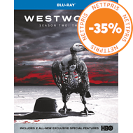 Produktbilde for Westworld - Sesong 2 (BLU-RAY)