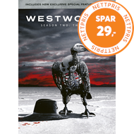 Westworld - Sesong 2 (DVD)