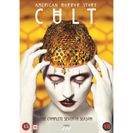 American Horror Story - Sesong 7: Cult (DVD)