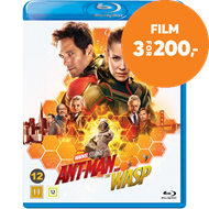 Produktbilde for Ant-Man 2 - Ant-Man And The Wasp (BLU-RAY)