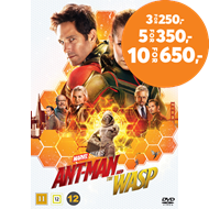 Produktbilde for Ant-Man 2 - Ant-Man And The Wasp (DVD)