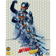 Ant-Man 2 - Ant-Man And The Wasp - Limited Steelbook Edition (BLU-RAY)