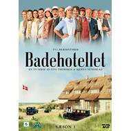 Produktbilde for Badehotellet - Sesong 1 (DVD)