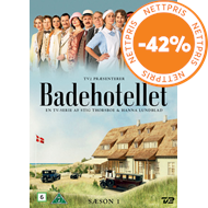 Badehotellet - Sesong 1 (DVD)