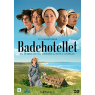 Produktbilde for Badehotellet - Sesong 3 (DVD)