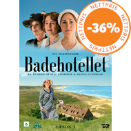 Badehotellet - Sesong 3 (DVD)