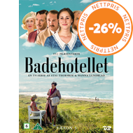 Badehotellet - Sesong 5 (DVD)