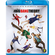 The Big Bang Theory - Sesong 11 (BLU-RAY)
