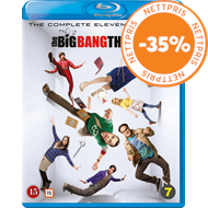 Produktbilde for The Big Bang Theory - Sesong 11 (BLU-RAY)