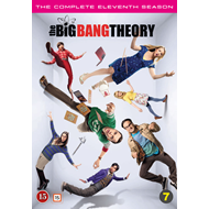 The Big Bang Theory - Sesong 11 (DVD)