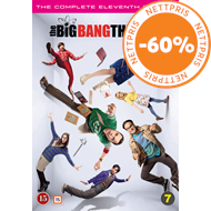 Produktbilde for The Big Bang Theory - Sesong 11 (DVD)