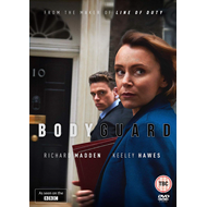 Bodyguard - Sesong 1 (UK-import) (DVD)