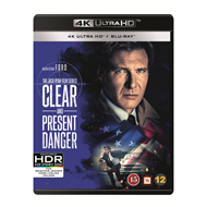 Clear And Present Danger (4K Ultra HD + Blu-ray)